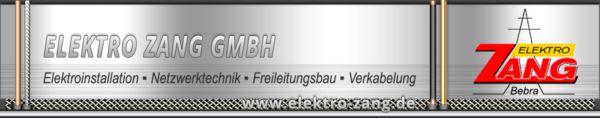 Elektro Zang GmbH Bebra